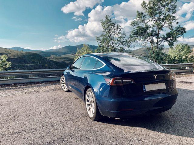 Le changement c'est avec les voitures électriques